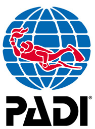 Professionnel association diving international PADI